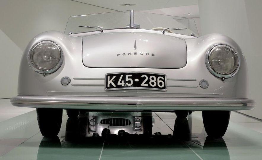 The Porsche Type 64, ancestor of all Porsche sports cars. - Slide 4