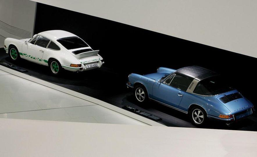 The Porsche Type 64, ancestor of all Porsche sports cars. - Slide 8
