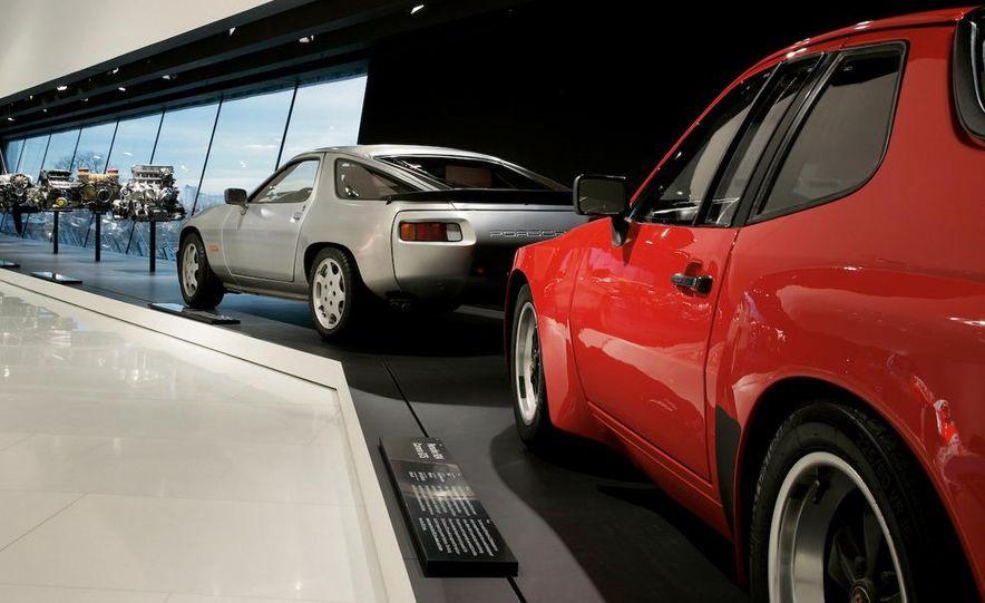 The Porsche Type 64, ancestor of all Porsche sports cars. - Slide 12