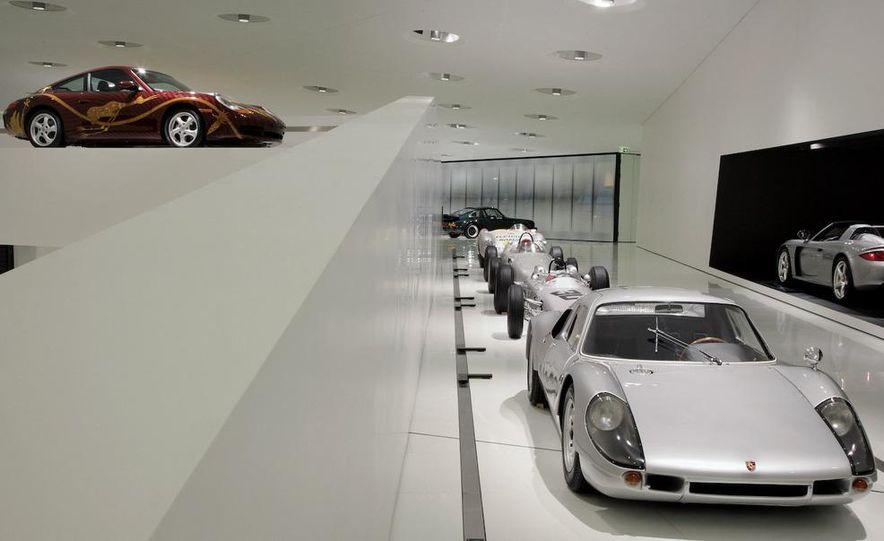 The Porsche Type 64, ancestor of all Porsche sports cars. - Slide 14