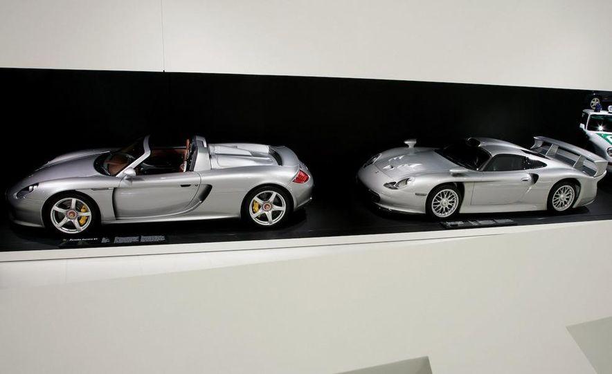 The Porsche Type 64, ancestor of all Porsche sports cars. - Slide 13