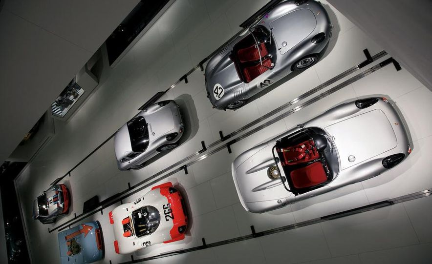 The Porsche Type 64, ancestor of all Porsche sports cars. - Slide 6
