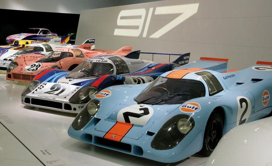 The Porsche Type 64, ancestor of all Porsche sports cars. - Slide 11