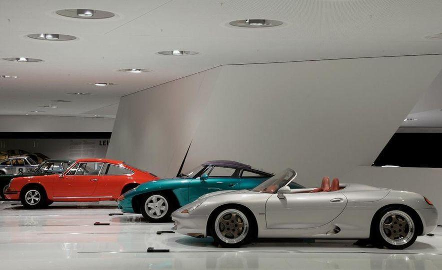 The Porsche Type 64, ancestor of all Porsche sports cars. - Slide 10