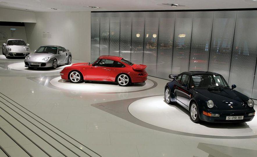 The Porsche Type 64, ancestor of all Porsche sports cars. - Slide 15