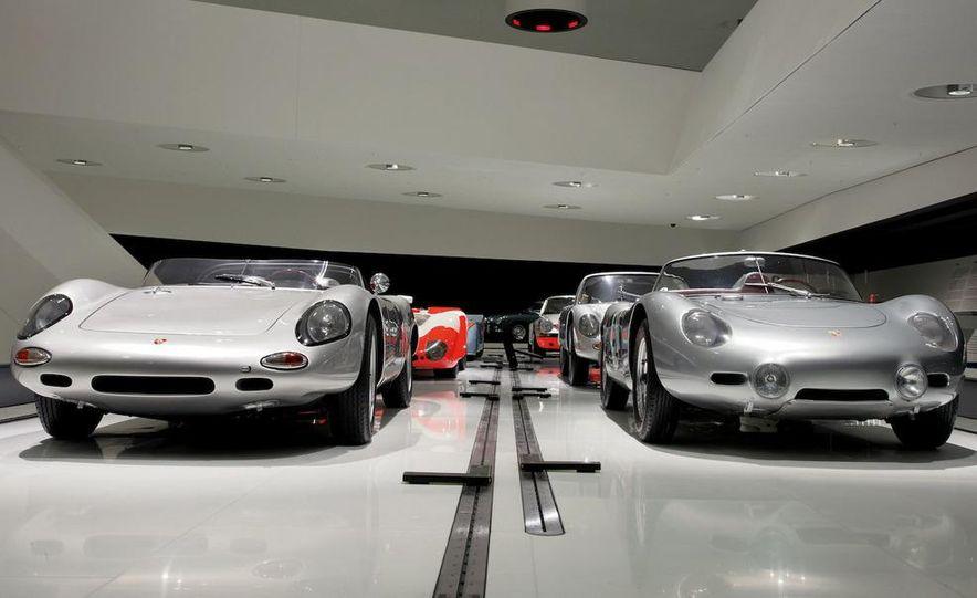 The Porsche Type 64, ancestor of all Porsche sports cars. - Slide 7