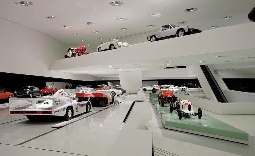 The Porsche Type 64, ancestor of all Porsche sports cars. - Slide 17