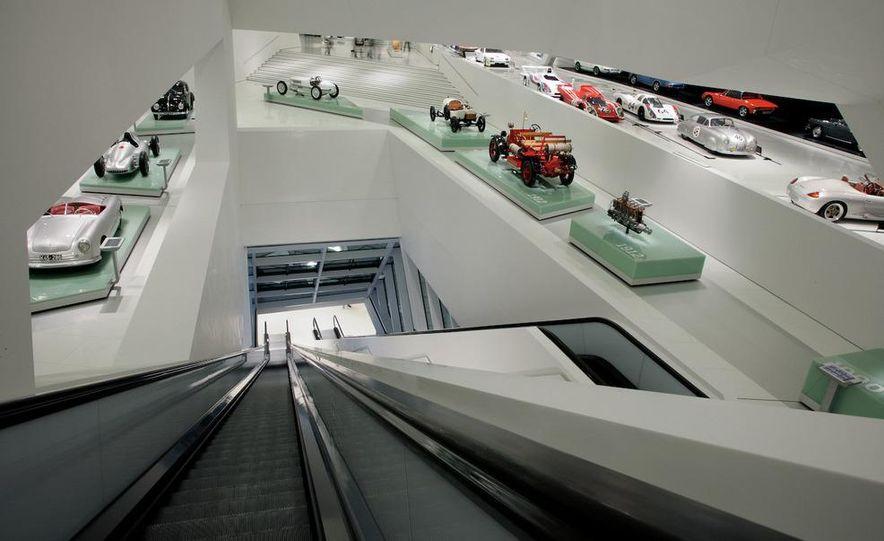 The Porsche Type 64, ancestor of all Porsche sports cars. - Slide 31