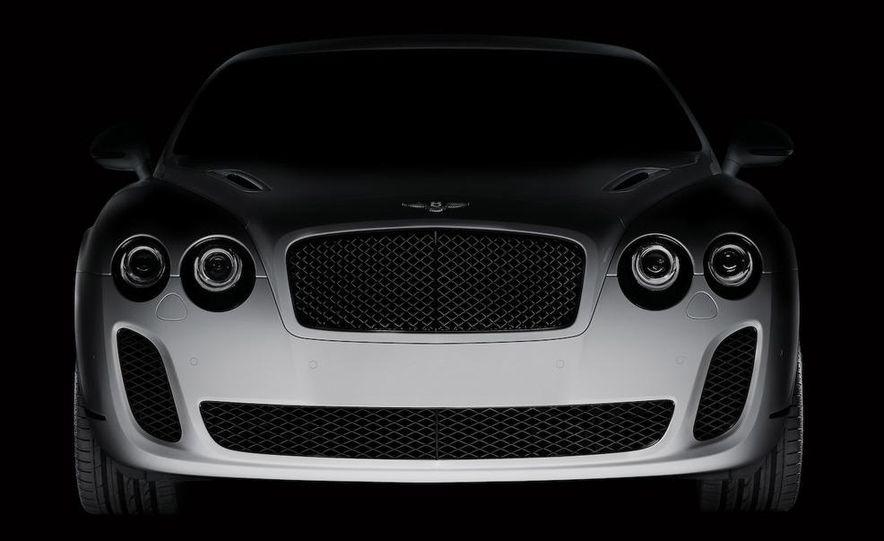 """Bentley """"Extreme"""" teaser - Slide 1"""