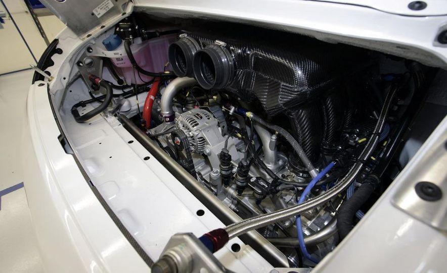 2010 Porsche 911 GT3 - Slide 48