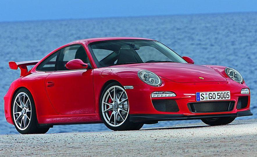 2010 Porsche 911 GT3 - Slide 39