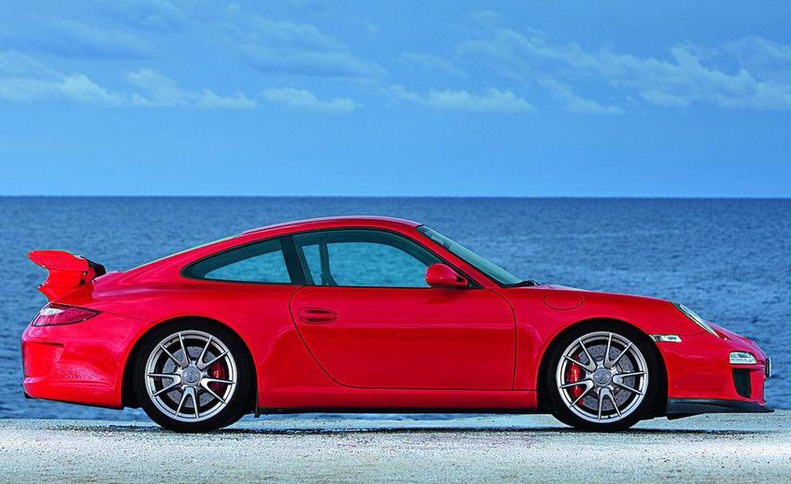 2010 Porsche 911 GT3 - Slide 41
