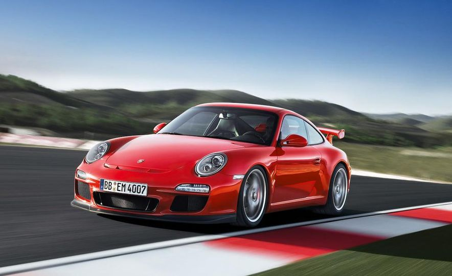 2010 Porsche 911 GT3 - Slide 35