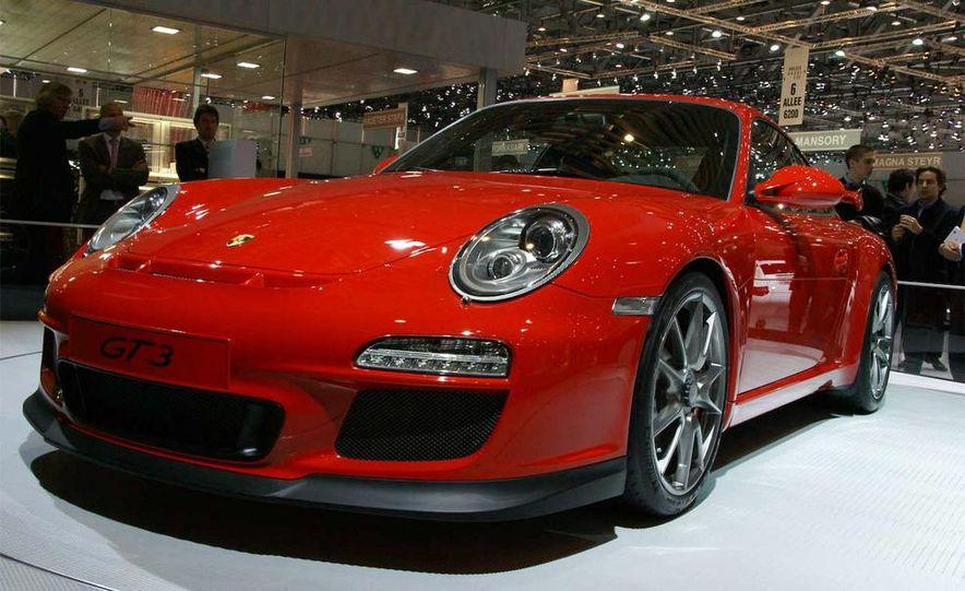 2010 Porsche 911 GT3 - Slide 3