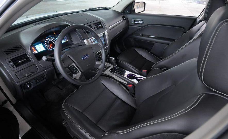 2010 Ford Fusion hybrid - Slide 14