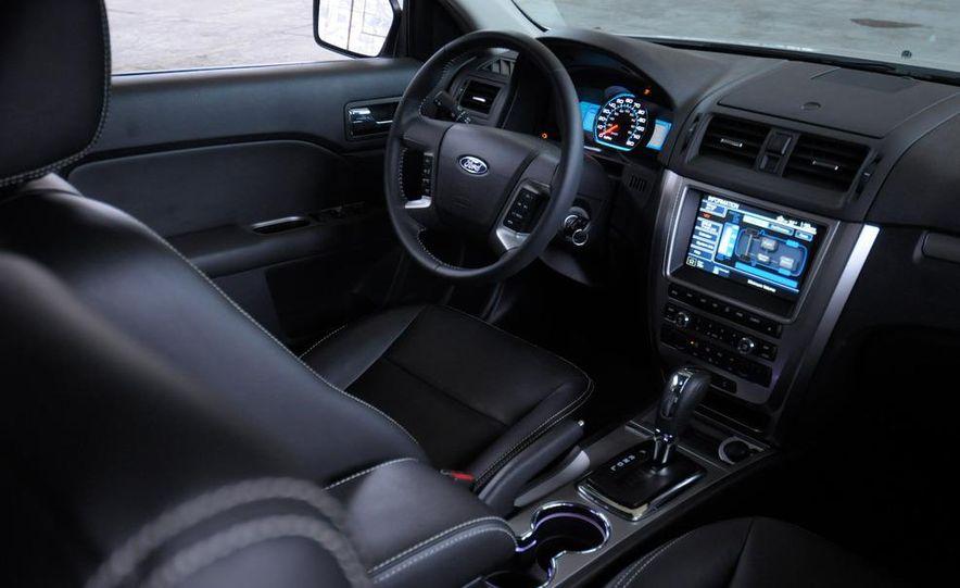 2010 Ford Fusion hybrid - Slide 15