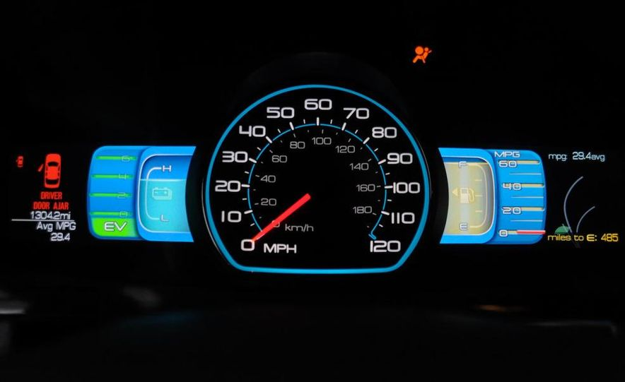 2010 Ford Fusion hybrid - Slide 21