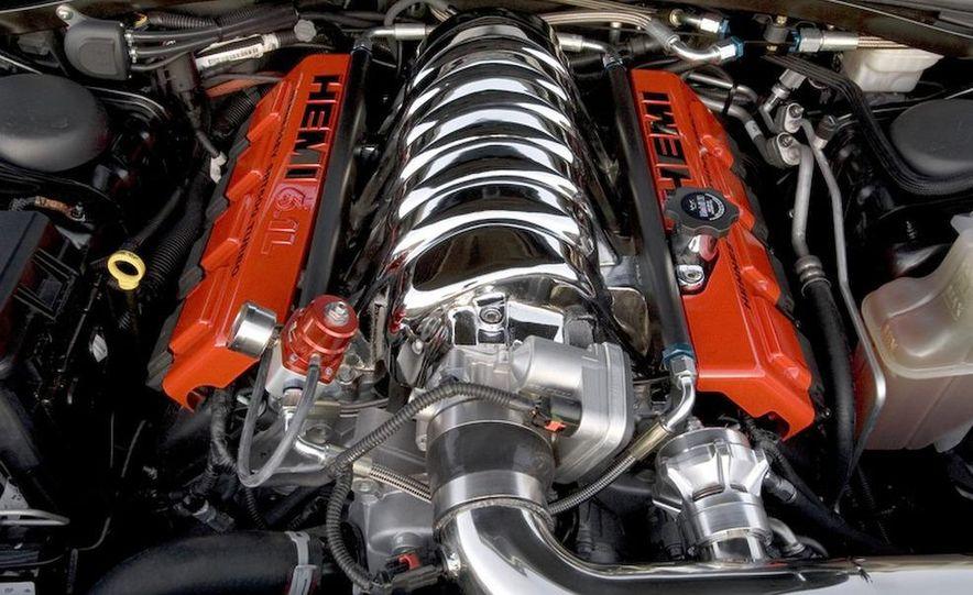 2008 Hennessey Challenger HPE600 Turbo - Slide 9