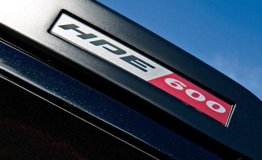 2008 Hennessey Challenger HPE600 Turbo - Slide 6