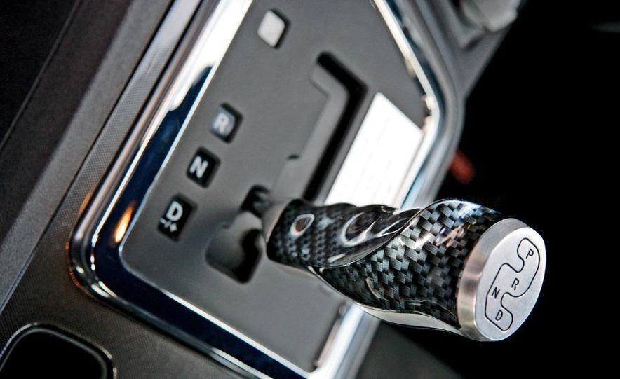 2008 Hennessey Challenger HPE600 Turbo - Slide 5