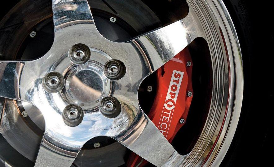 2008 Hennessey Challenger HPE600 Turbo - Slide 4