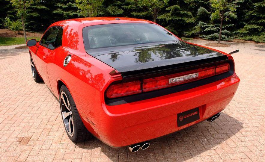2008 Hennessey Challenger HPE600 Turbo - Slide 32