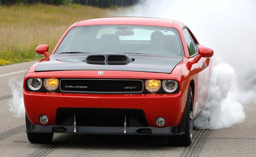 2008 Hennessey Challenger HPE600 Turbo - Slide 33