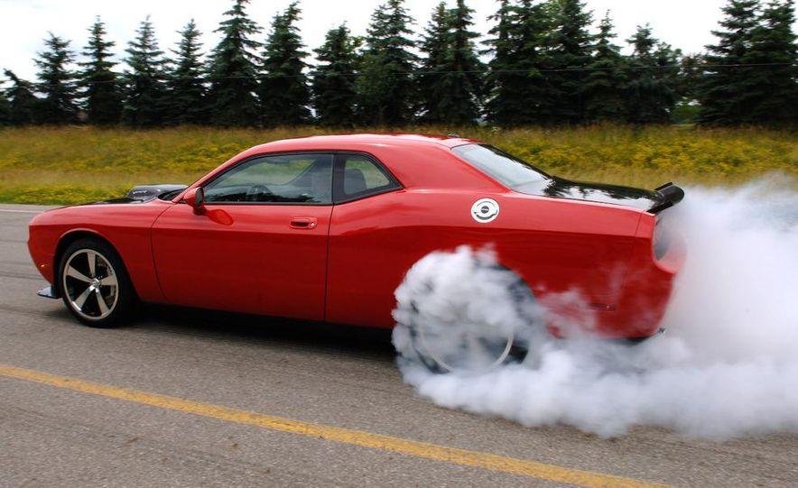 2008 Hennessey Challenger HPE600 Turbo - Slide 34