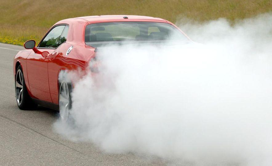 2008 Hennessey Challenger HPE600 Turbo - Slide 35
