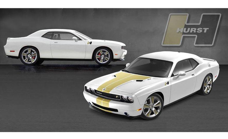 2008 Hennessey Challenger HPE600 Turbo - Slide 11