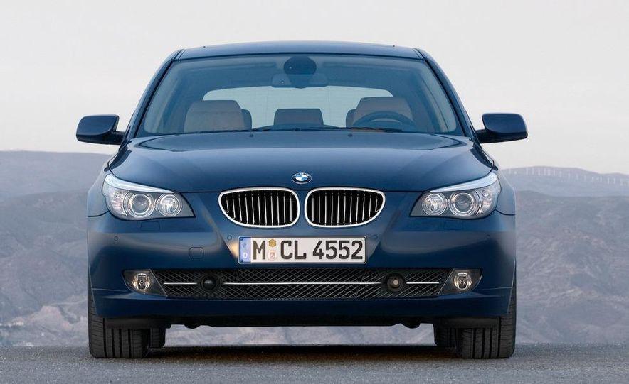 2011 BMW 5-series sedan (spy photo) - Slide 35
