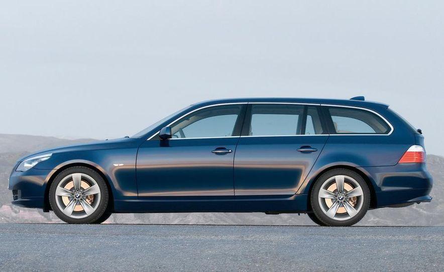 2011 BMW 5-series sedan (spy photo) - Slide 37