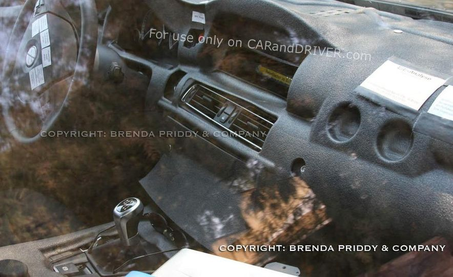 2011 BMW 5-series sedan (spy photo) - Slide 29
