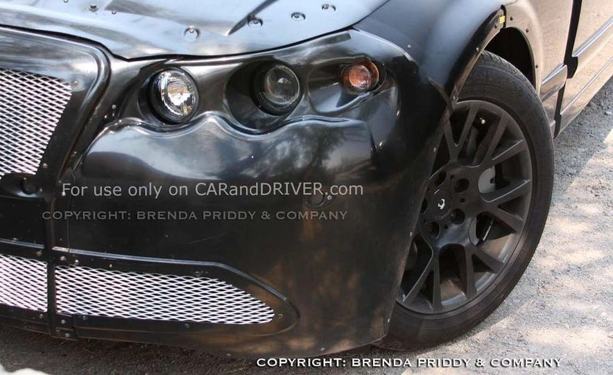 2011 BMW 5-series sedan (spy photo) - Slide 27