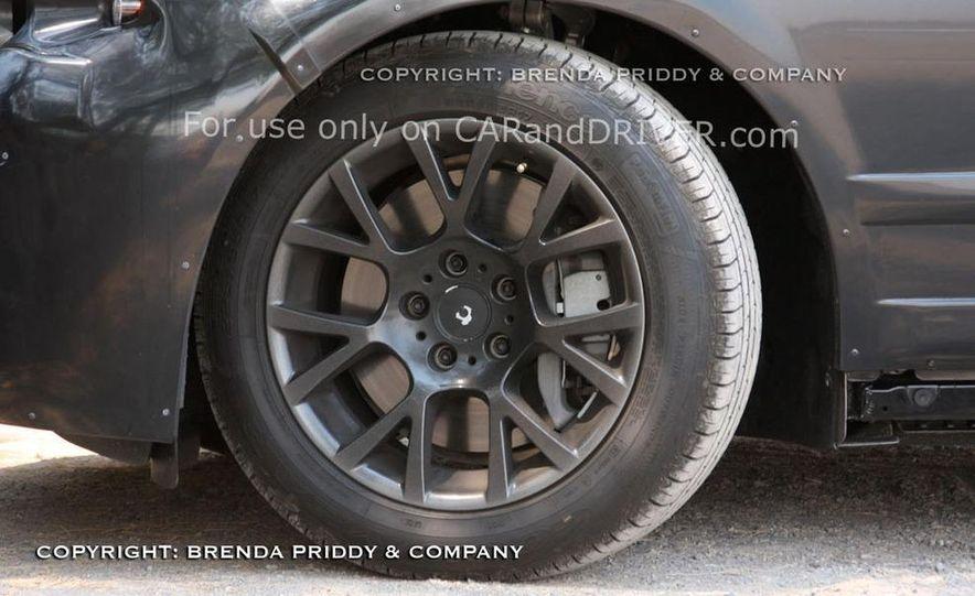 2011 BMW 5-series sedan (spy photo) - Slide 26
