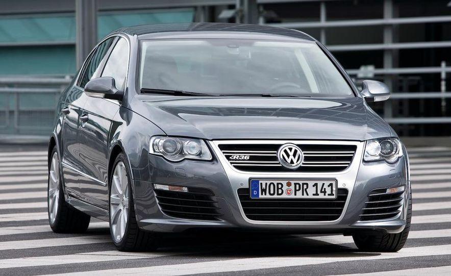 Volkswagen R20 Turbo (artist's rendering) - Slide 20