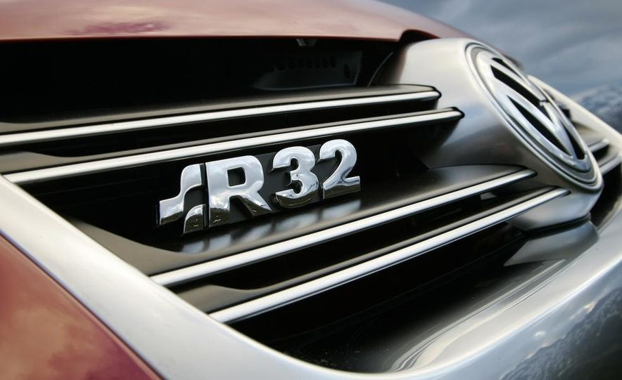 Volkswagen R20 Turbo (artist's rendering) - Slide 7