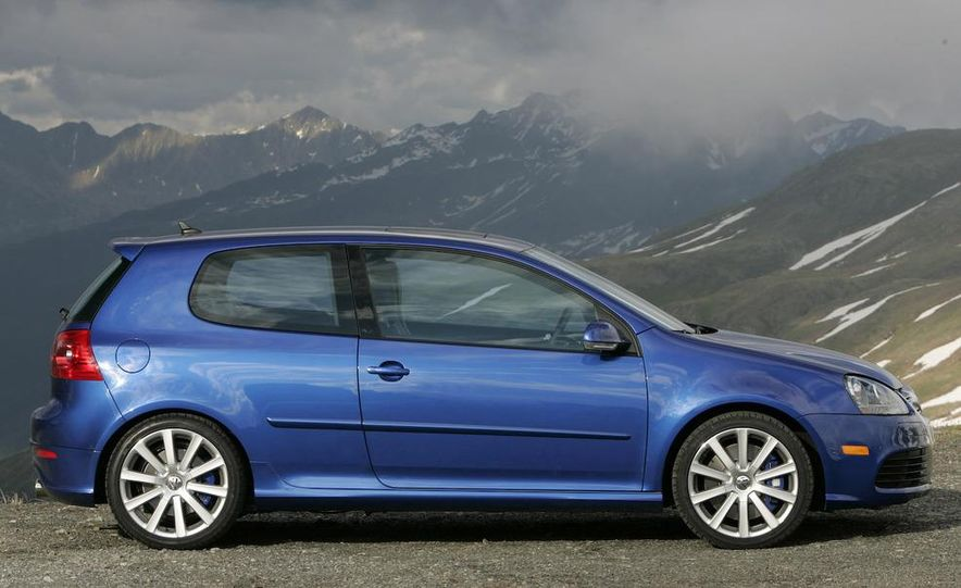 Volkswagen R20 Turbo (artist's rendering) - Slide 4
