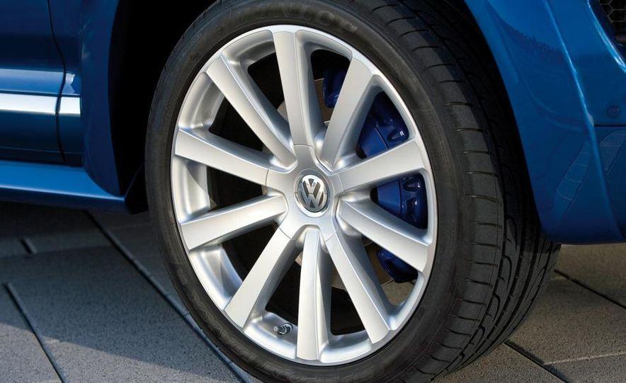 Volkswagen R20 Turbo (artist's rendering) - Slide 34
