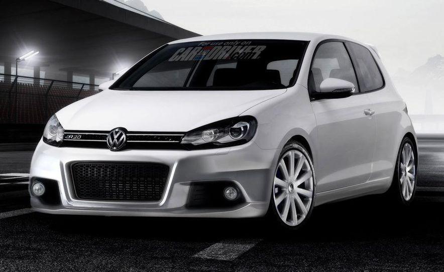 Volkswagen R20 Turbo (artist's rendering) - Slide 1