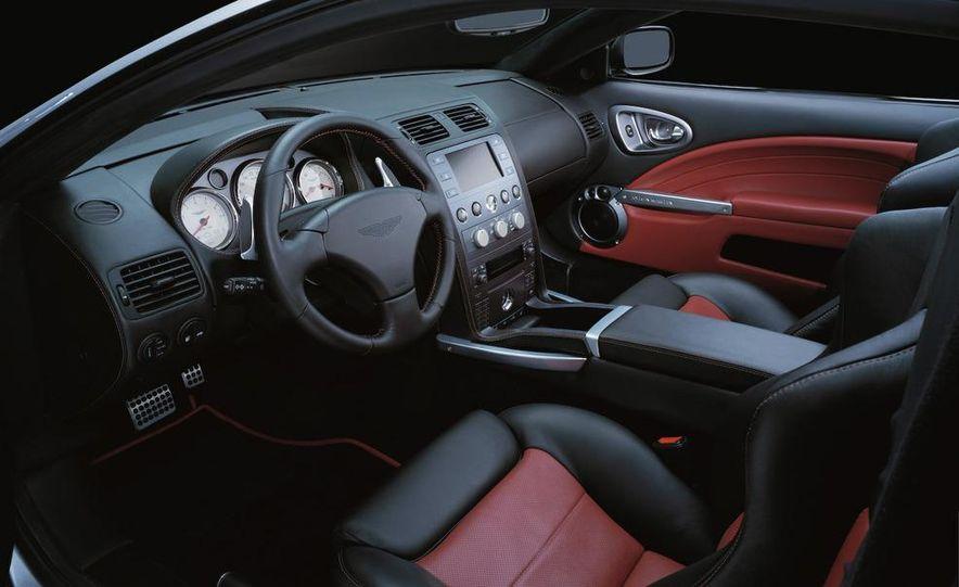2010 Aston Martin V-12 Vantage - Slide 55