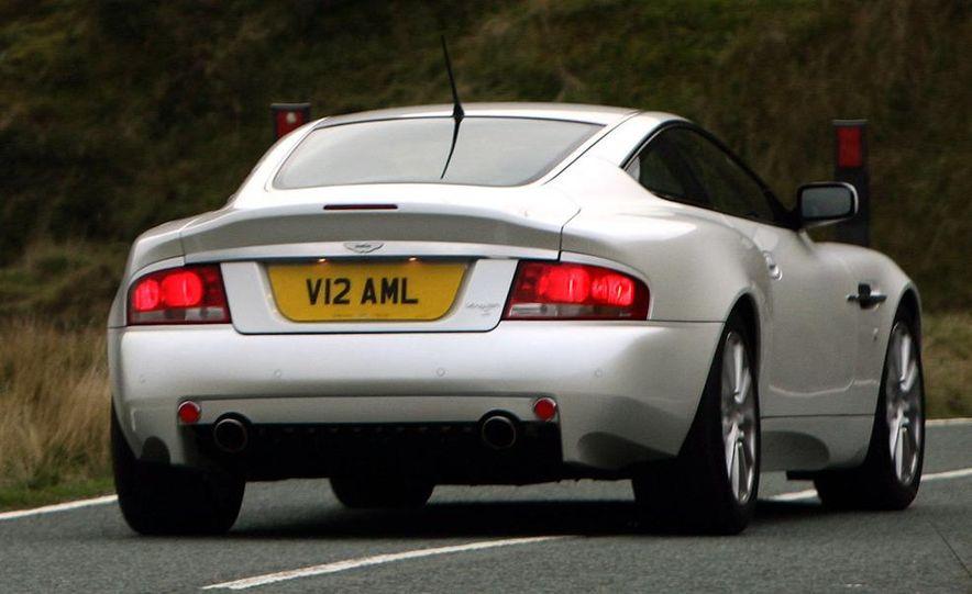 2010 Aston Martin V-12 Vantage - Slide 50