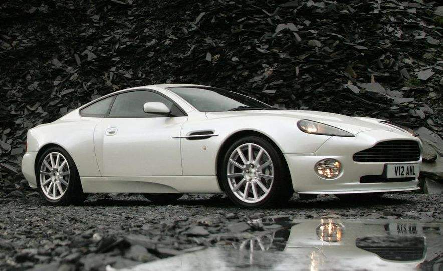 2010 Aston Martin V-12 Vantage - Slide 51