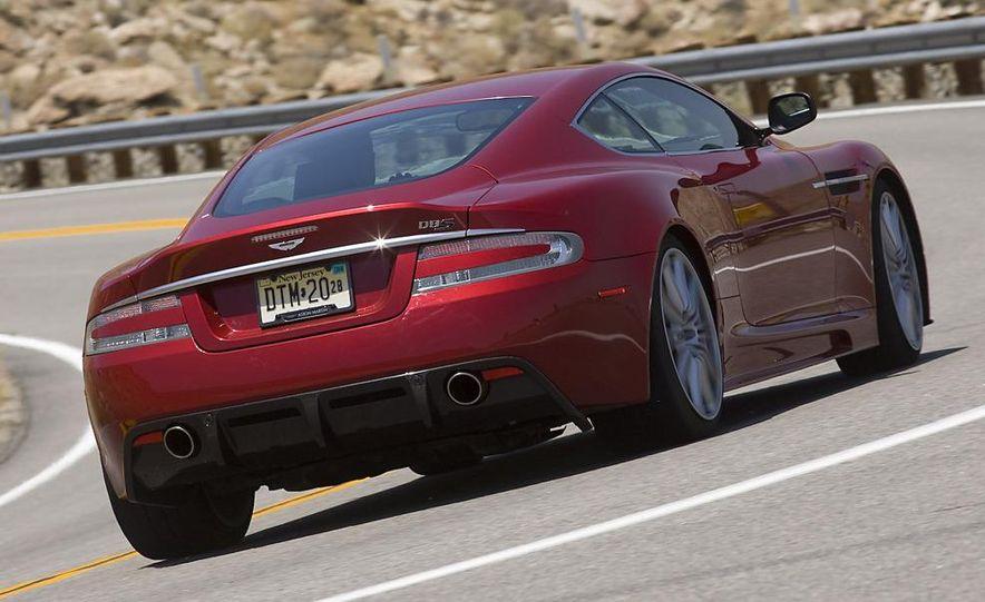 2010 Aston Martin V-12 Vantage - Slide 32