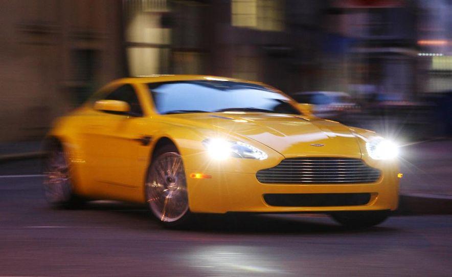 2010 Aston Martin V-12 Vantage - Slide 45