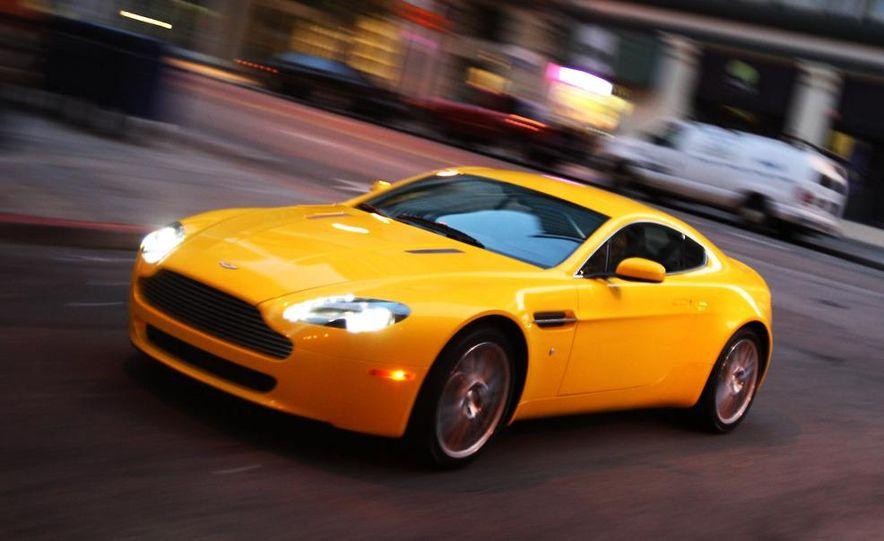 2010 Aston Martin V-12 Vantage - Slide 46