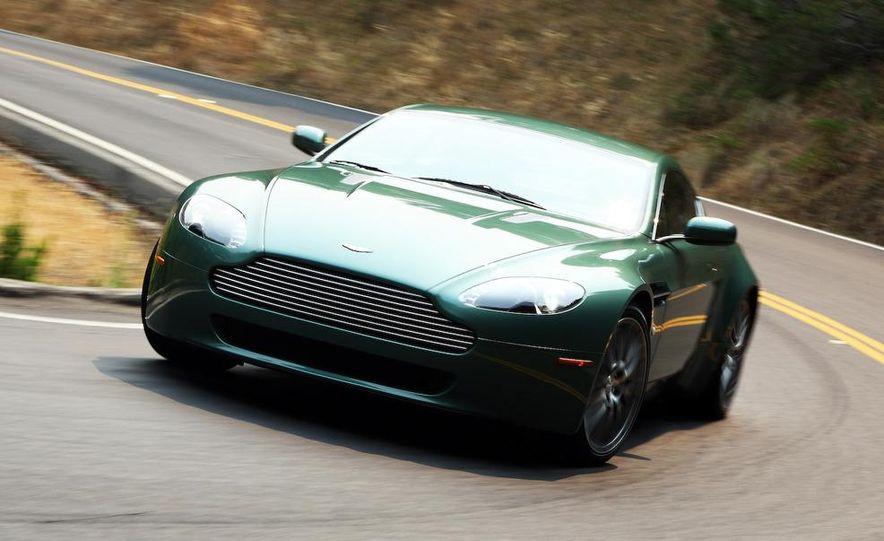 2010 Aston Martin V-12 Vantage - Slide 48