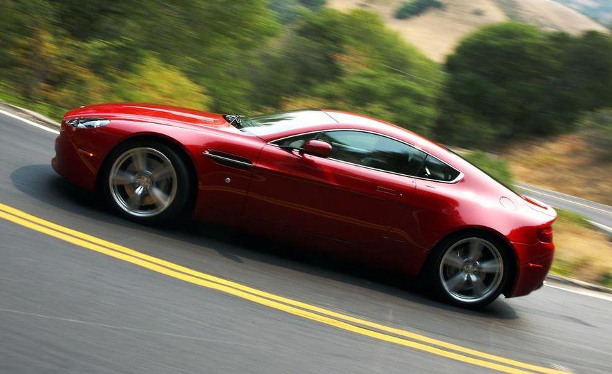 2010 Aston Martin V-12 Vantage - Slide 49