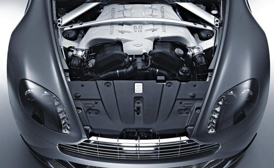 2010 Aston Martin V-12 Vantage - Slide 26