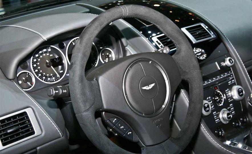 2010 Aston Martin V-12 Vantage - Slide 14